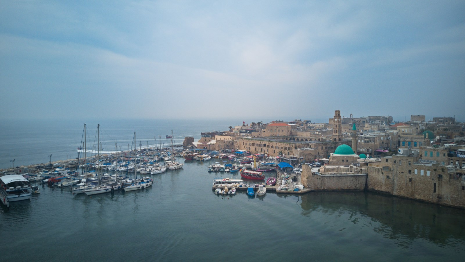9 unforgettable photos of the historic city of Akko