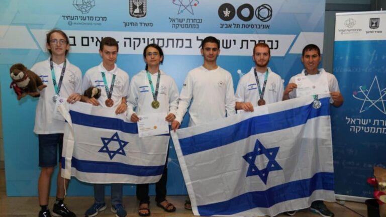 Israeli teens win 6 medals at International Math Olympiad