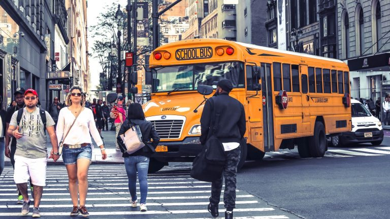 NYC school-bus routing to get smart with Israeli tech