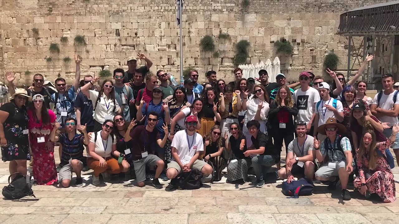 All out fun with ISRAEL21c and Birthright – ISRAEL21c