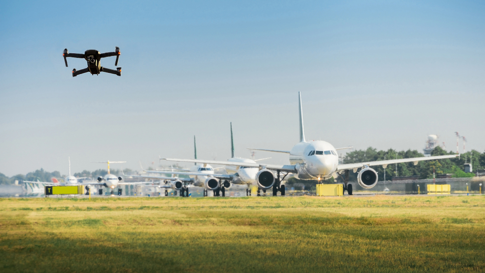 The Israeli technologies fighting the drone threat at airports
