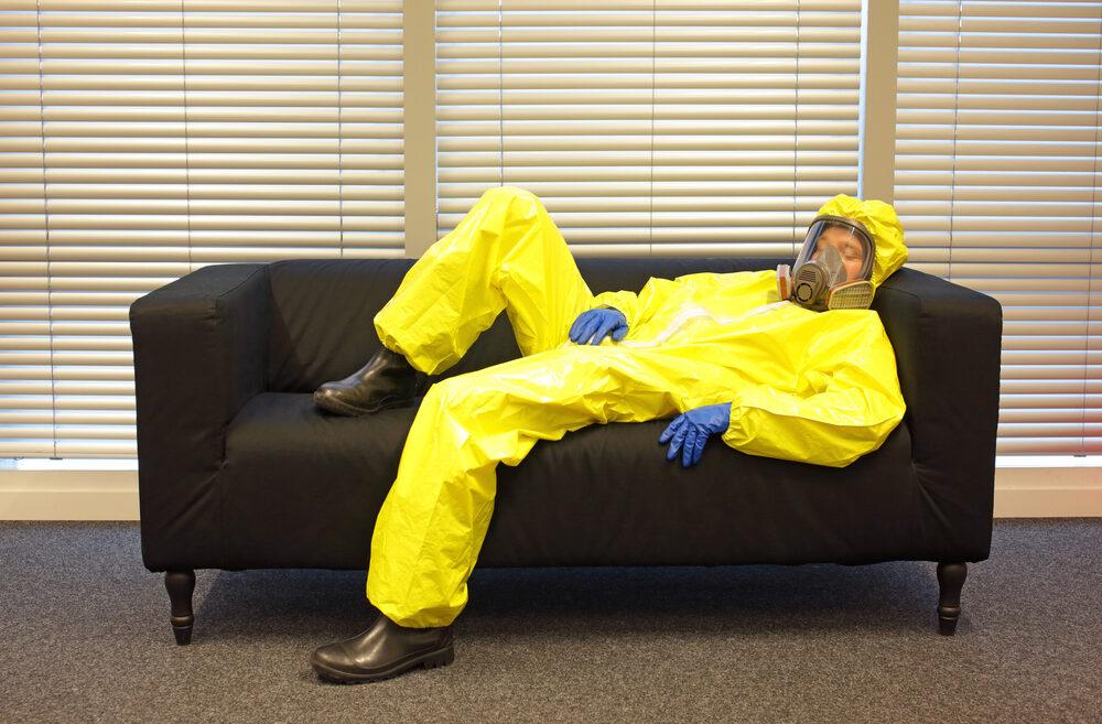 Image result for enjoying quarantine