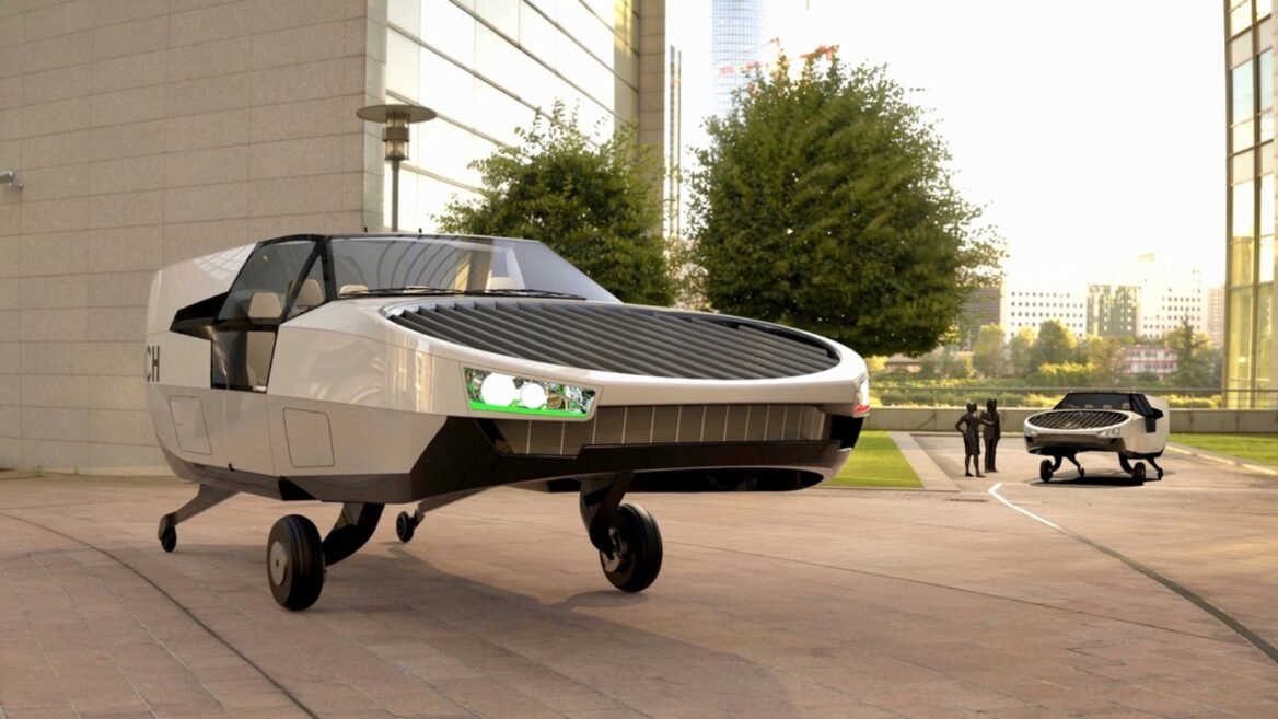 Israeli Made Flying Cars May Be Floating Into Our Future Israel21c