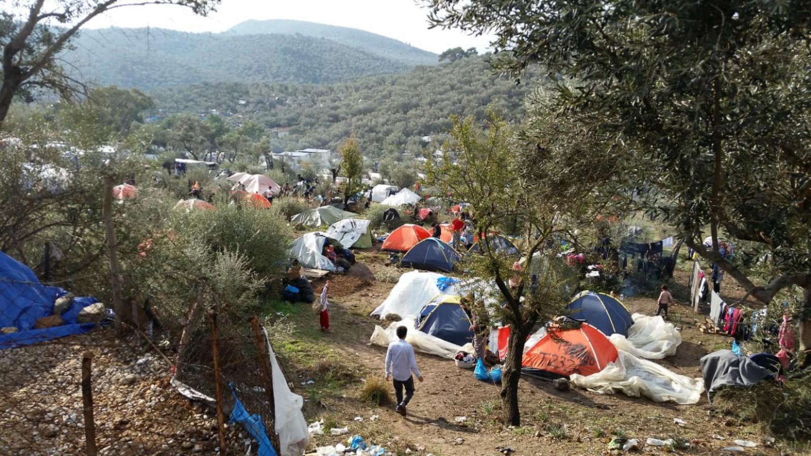 Israeli NGO mourns destruction of refugee camp they helped build - ISRAEL21c