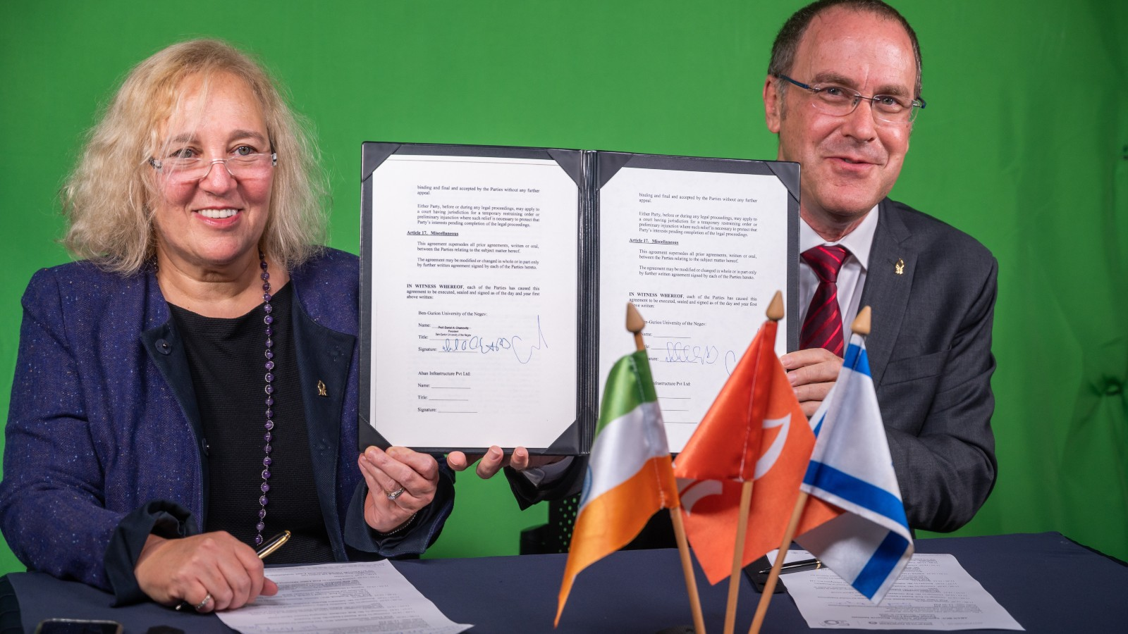 Israel and India to open agriculture research institute