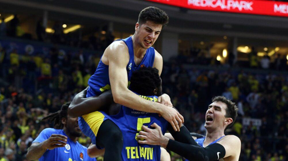 NBA Draft 2020: Washington Wizards select Deni Avdija with the No. 9 overall pick