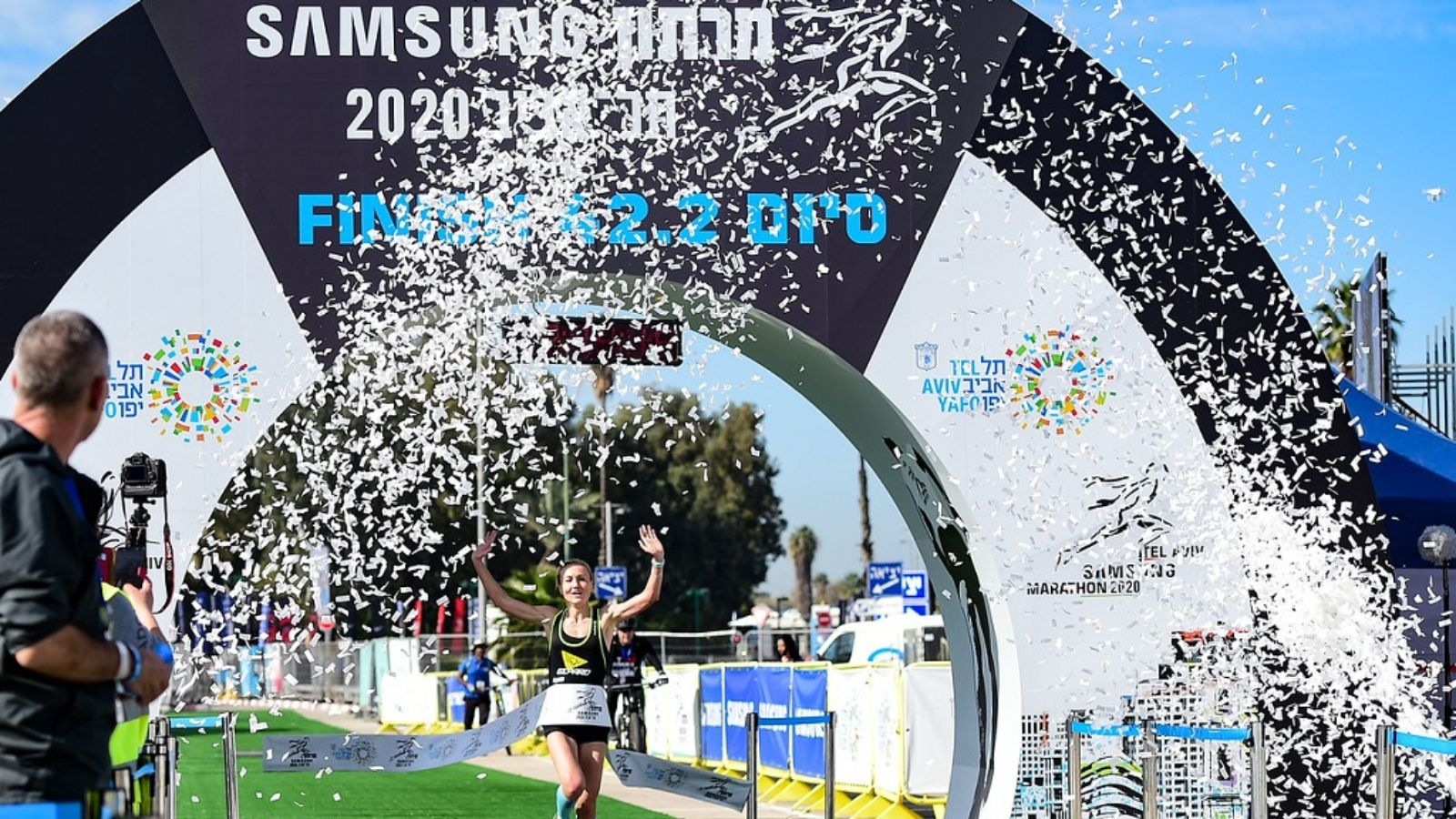 This year, Tel Aviv marathon gets a digital edition