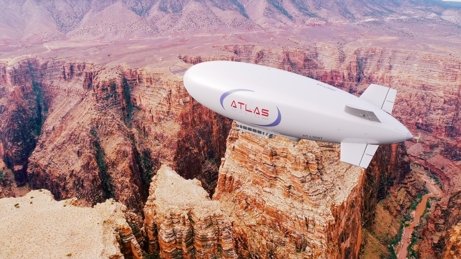 A ride in a luxury helium-lifted airship is in your future