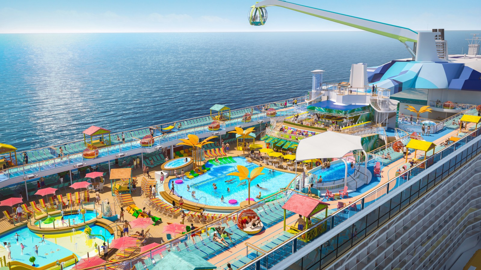 Royal Caribbean plans luxury cruises from Israel for fully vaccinated