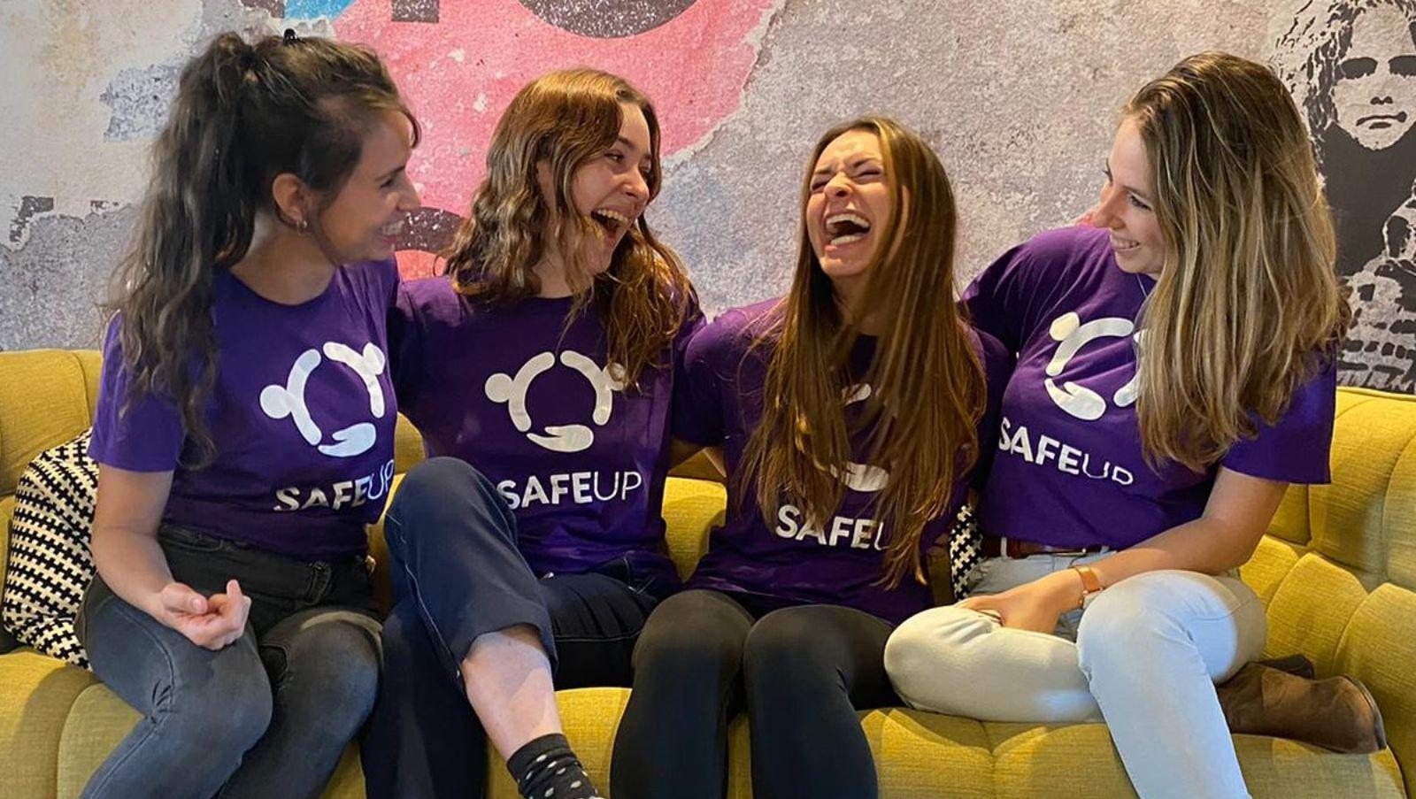 The startup ensuring that no woman walks alone