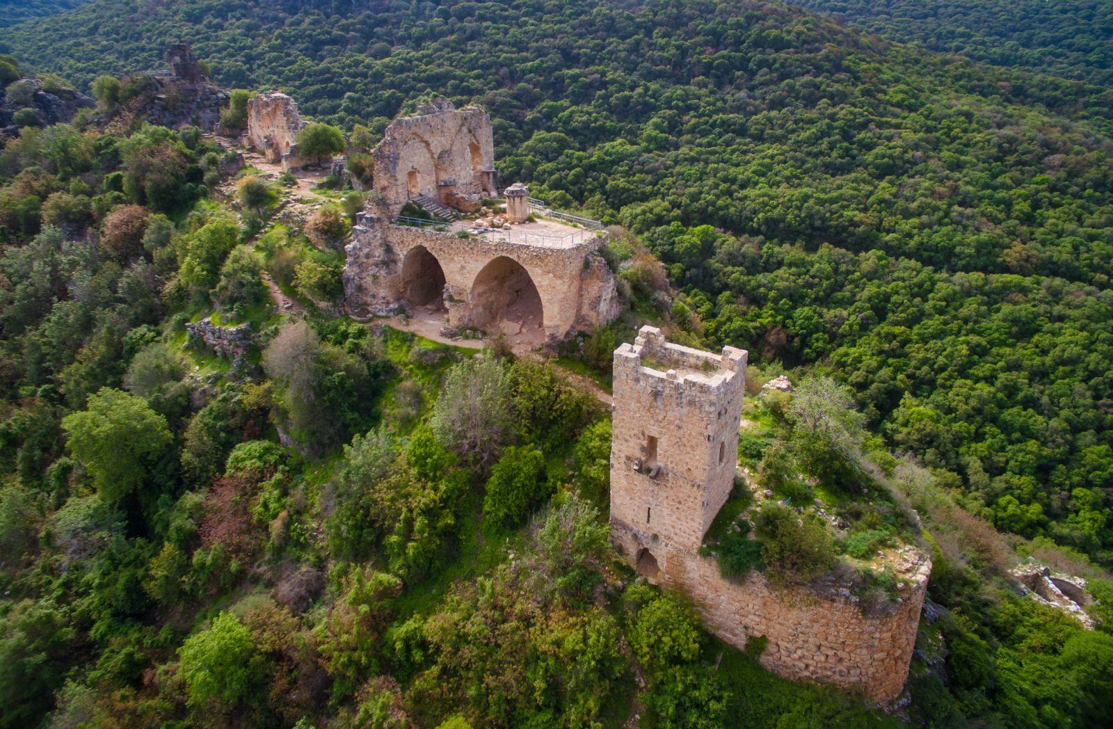 10 stunning Crusader ruins to visit in Israel