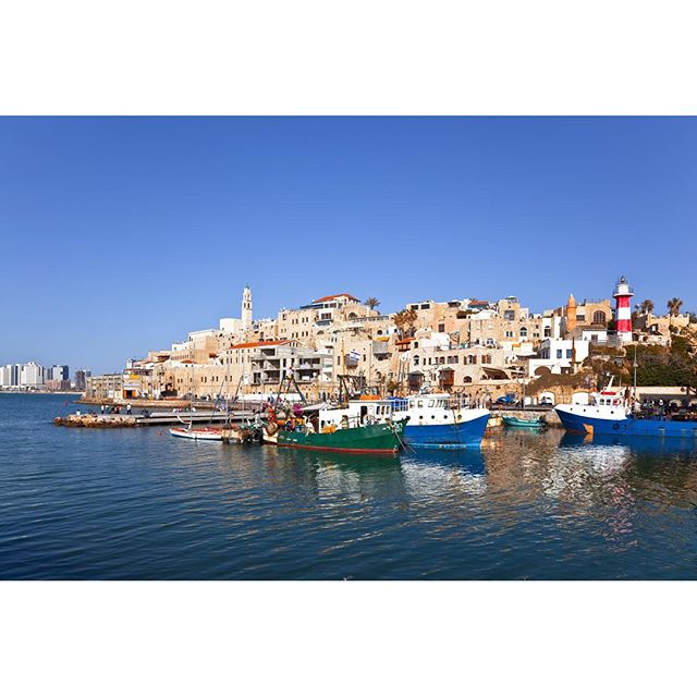 Did you know? The Old Port of Jaffa is believed to be one of the oldest ports in the world. #Jaffa #TelAviv #Israel