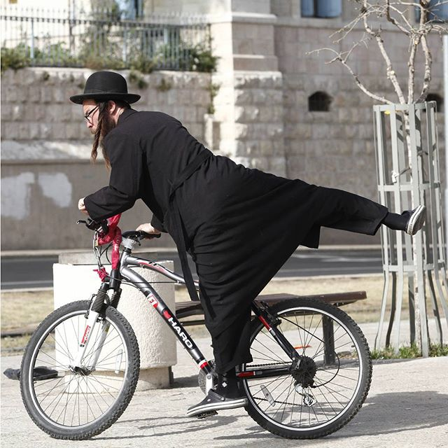 It's a great day for a bike ride! #RideAway #GetOutside #Summer #ISRAEL21c  by Ariel Jerozolimski