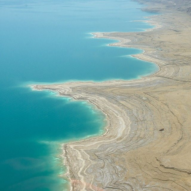 The Dead Sea is beautiful from all perspectives! #DeadbutAlive #Salty #Summer #ISRAEL21c  by Dani Machlis