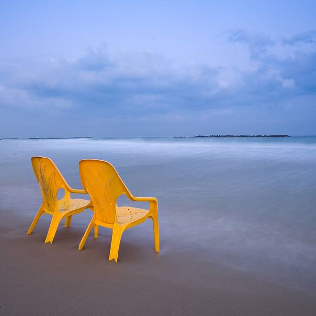 Could you imagine anything more relaxing? #Summer #Chilling #Beach  #ISRAEL21c  by Shutterstock