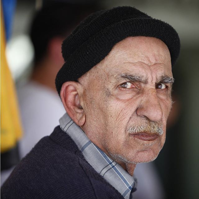 """What are you looking at?"" #HumansOfIsrael #Snapshot #Emotion  #ISRAEL21c  by Ariel Jerozolimski"
