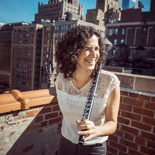 Meet Hadar Noiberg, the Israeli flutist jazzing up New York. Her pieces fuse jazz improvisation and Western harmonies with Middle Eastern tempos. #Jazz #NewYork #Israel #HadarNoiberg