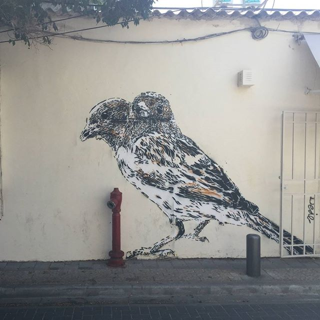 #StreetArt in #NeveTzedek #Israel