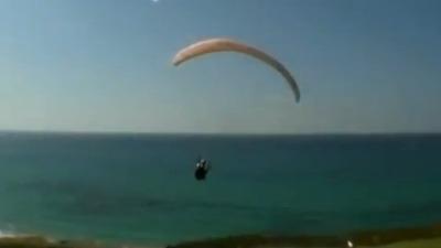APCO paraglider