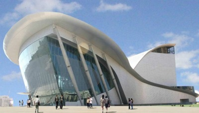The top 10 must see buildings of israel israel21c for Idf architecture