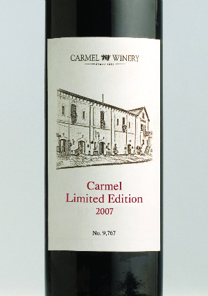 Carmel Wine Limited 2007