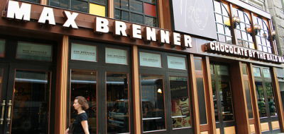 Max-Brenner-Store