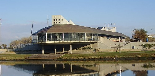Daniel Rowing Centre in Tel Aviv