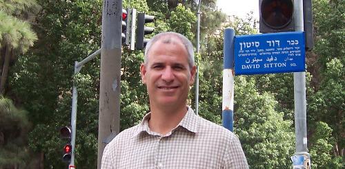 Jerusalem I Love You producer Emmanuel Benbihy