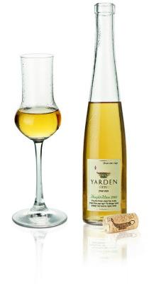 Golan Heights Winery wine