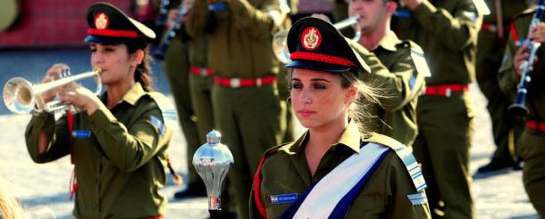 IDF-Musicians-Ceremony