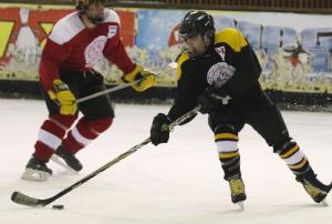 Israel Ice Hockey League game