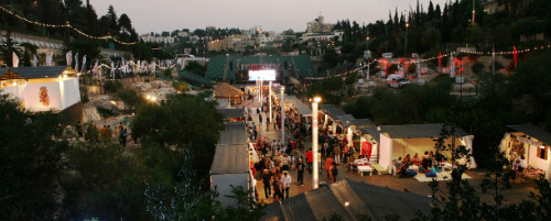 Jerusalem Arts and Crafts Fair