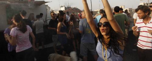 Jerusalem summer acivities