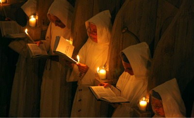Jerusalem midnight mass