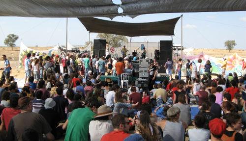 In-D-Negev Festival