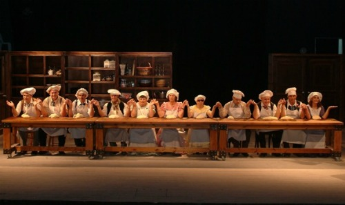 Nalaga'at theater troupe