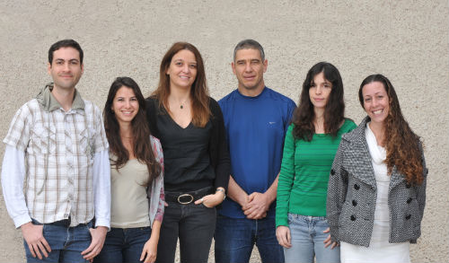 Prof. Sobel and his team