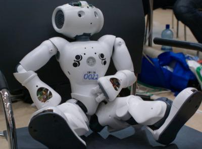 Robot-Soccer-Player