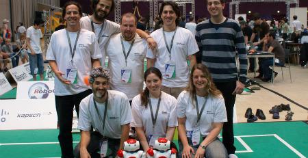 Robotics-Soccer-Team