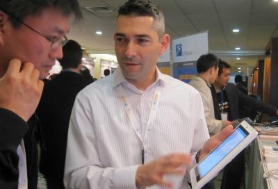 SpeakingPal CEO Eyal Eshed