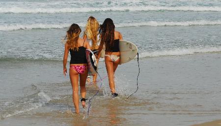Dophinarium Beach, Tel Aviv