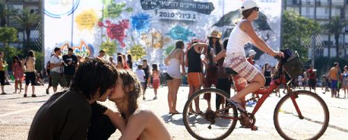 Tel-Aviv-Summer