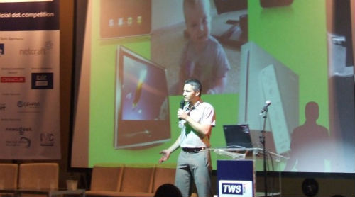 Touchoo presentation at TWS