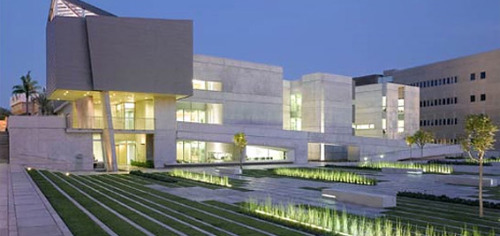 Axelrod Green Campus Design