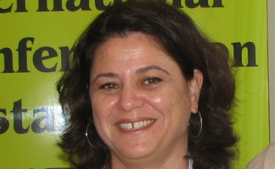 Co-chair Dorit Banet