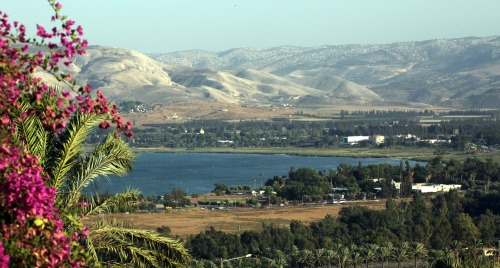 Ecotourism in the Galilee