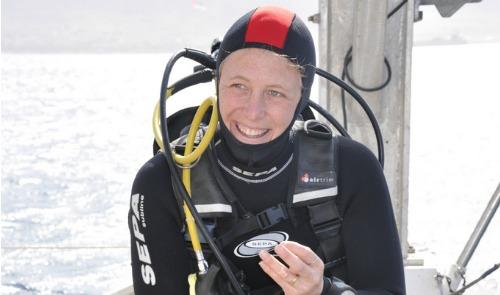 Goodman diving