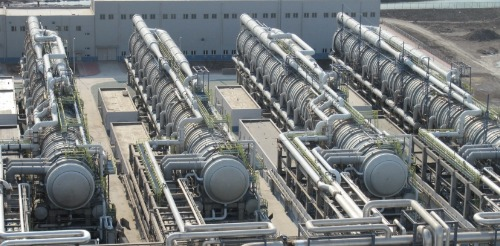 IDE plant in China