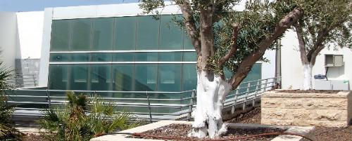 Intel Israel's new green office building