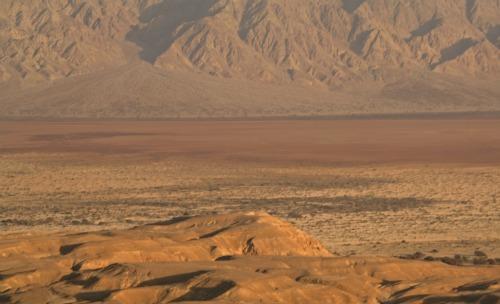 Arava desert near Eilat